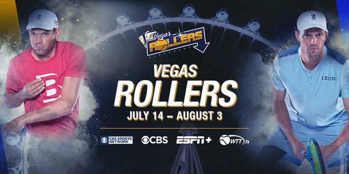 Vegas Rollers 2019 Bryan Brothers